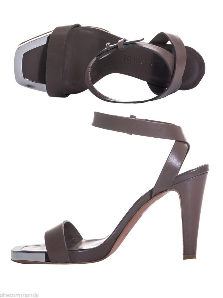 NEW See by Chloe Garonna Sandals - EU 40/US 9.5