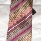 NEW Missoni Men's Silk Tie