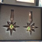 NEW Waterford Crystal Pair of Congratulations Bottle Stoppers NIB