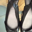 New Banana Republic Black Leather Flats - 11