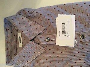 """NEW MOSCHINO """"Bee"""" Shirt - 15.75/40"""