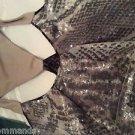 NEW Rachel Roy Signature $695 Silk and Sequin Sleeveless Dress - 10