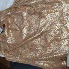 NEW  J. Crew Women's Silk Metallic Sleeveless Top - Size 8