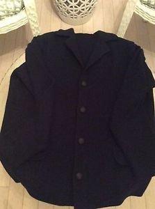 EXCELLENT CONDITION Paul & Shark Men's 100% Wool Sweater Jacket - L