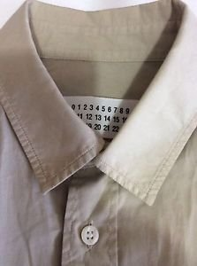 NEW Maison Martin Margiela Men's Longsleeve Shirt - EU 50