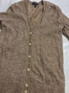 NEW J Crew Women's Mohair-Blend Cardigan Sweater S