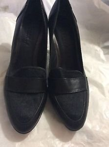 NEW Talbots Collection Womens Update of the Classic Platform Loafer - 8