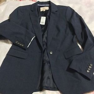NEW Banana Republic Women's Wool Blazer - 8