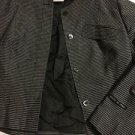 NEW Laura Biagiotti Portrait 100% Cotton Jacket - EU 42