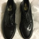 NEW British Walkers Men's Lace-up Black Oxfords - 12 CUSTOM (See Measurements)