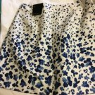 NEW Banana Republic 100% Cotton Floral Skirt - 4