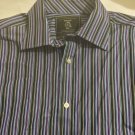 NEW Maker & Company $110 Striped Long-Sleeve Casual Shirt - M