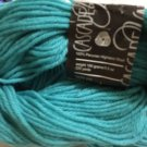 1 Skein Cascade 220 100% Peruvian Highland Yarn 220 yards in Color 9421 (Aqua)