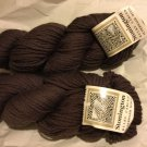 2 SKEINS Stonington Bulky Cabled Superwash Wool Yarn (Made in Greece) - 9191