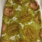 NEW Ann Taylor 100% Cotton Fully Lined Skirt - 10P