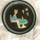 AUTHENTIC Kohler Biel Glazed Pottery Plate #1 - 8""