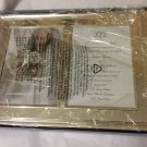 """NEW IN BOX Vera Wang by Wedgwood Grosgrain Double Frame - 5"""" x 7"""""""