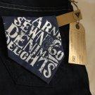 NEW Earnest Sewn Keaton Women's Boot Cut Jeans - 32 x 35
