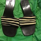 CLASSIC Kate Spade Animal Print Slipon Flats - 9