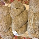 3 SKEINS Bartlett 100% Wool 2-Ply Yarn - 4 oz each - Natural