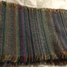 "SET of 4 Artisan Made Woven Wool Placemats - 16"" x 9"""