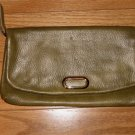 Olive Green Pocketbook