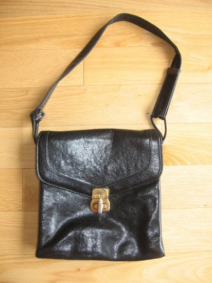 Vintage Black MARKAY Bags Shoulder Bag