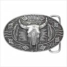 Pewter Southwestern Belt Buckle  Item: 38830