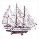 Wood Model Schooner  Item: 32222