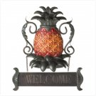 Pineapple Welcome Plaque  Item: 37184