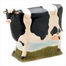 Cow Cookie Jar   Item: 38254