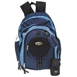 Extreme Pak Heavy-Duty Navy Blue Multi-Purpose Backpack  Item: LUOB405NV