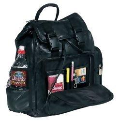 51a8fbe2b06a Maxam Brand Italian Mosaic Design Genuine Leather Backpack Item  LUPACK3