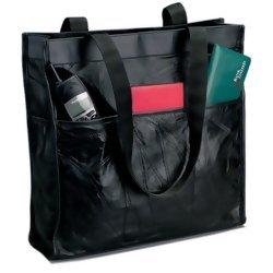 Embassy Italian Stone Design Genuine Leather Shopping/Travel Bag  Item: LULSHOP2