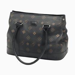Giovanni Navarre Ladies Oversized Handbag  Item: LUDPURSE