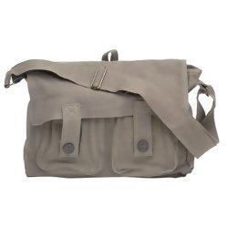 Maxam Brand Canvas Shoulder Bag  Item: LUCANVAS