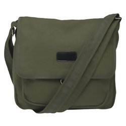Maxam Brand Canvas Messenger Bag  Item: LUCANVAS2