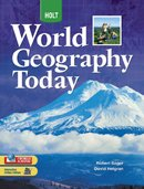Holt World Geography Today H.S. 2008 Teacher Edition TE