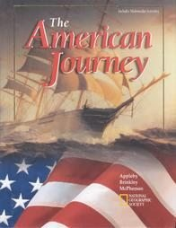HUGE Lot~Glencoe~THE AMERICAN JOURNEY~Teacher RESOURCES!
