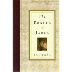 The Prayer of Jabez Journal Book 1576738604