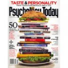Psychology Today Magazine October 2008 Back-Issue