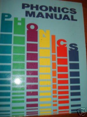Abeka A Beka Phonics Manual Homeschool Book