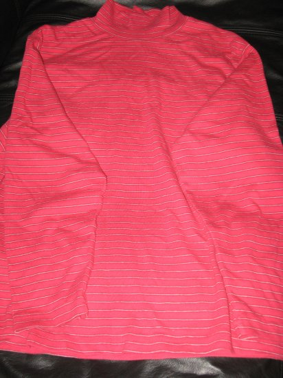 Women's Columbia Sportswear Ruby Stripe Mock Neck 2X Plus Size XXL