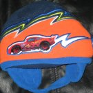 Official Disney Cars Fleece Lightning McQueen Hat Baby 6-12 Months