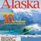 Alaska Magazine October 2008 Statehood Surfing Back-Issue