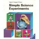 Simple Science Experiments Hans Jurgen Press Ravensburger