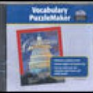 Glencoe United States Government Vocabulary PuzzleMaker CD