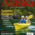 Alaska Magazine - February 2009 Travel Issue - Bike Denali