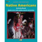 Hands-On Heritage Native Americans Activity Book Milliken