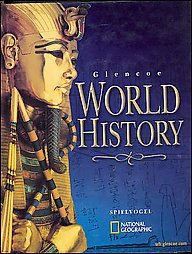 GLENCOE WORLD HISTORY High School 2003 TEACHER EDITION TWE Book